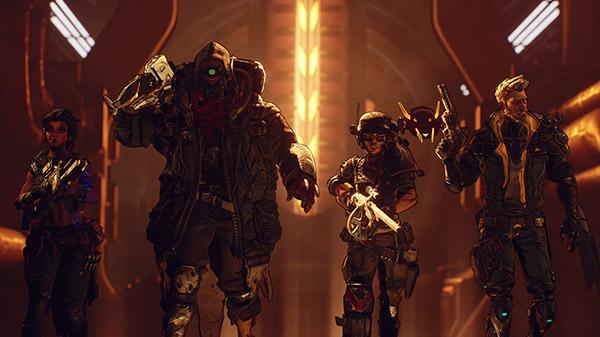 Borderlands 3 Announced
