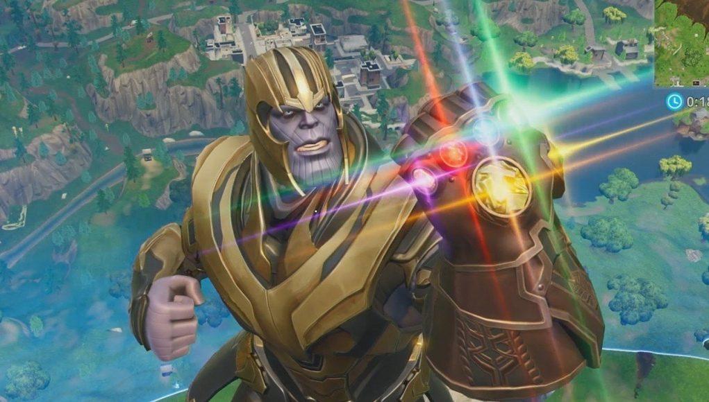 Fortnite and Marvel Team Up
