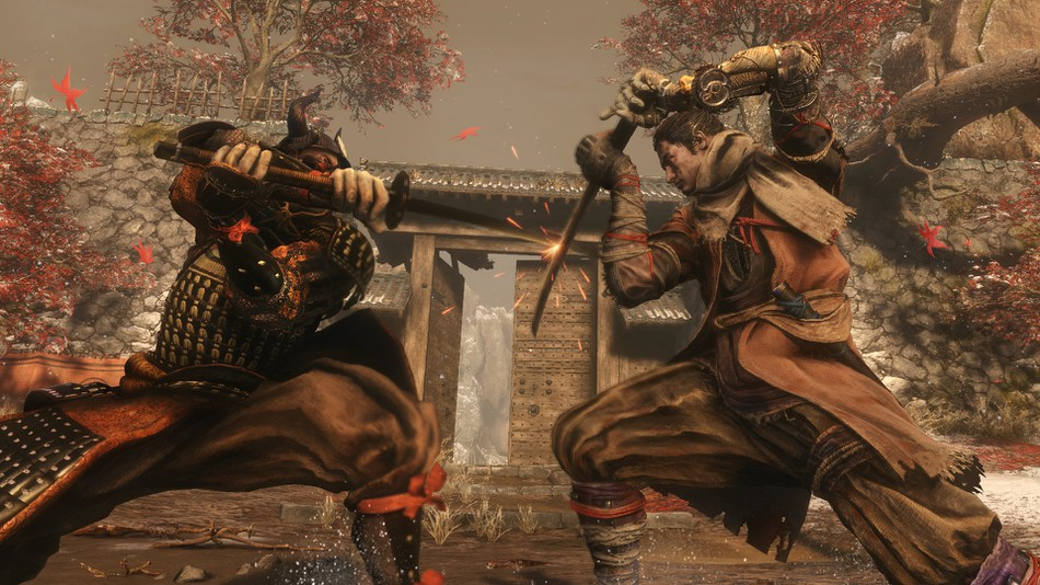 Sekiro Should Not Have an Easy Mode