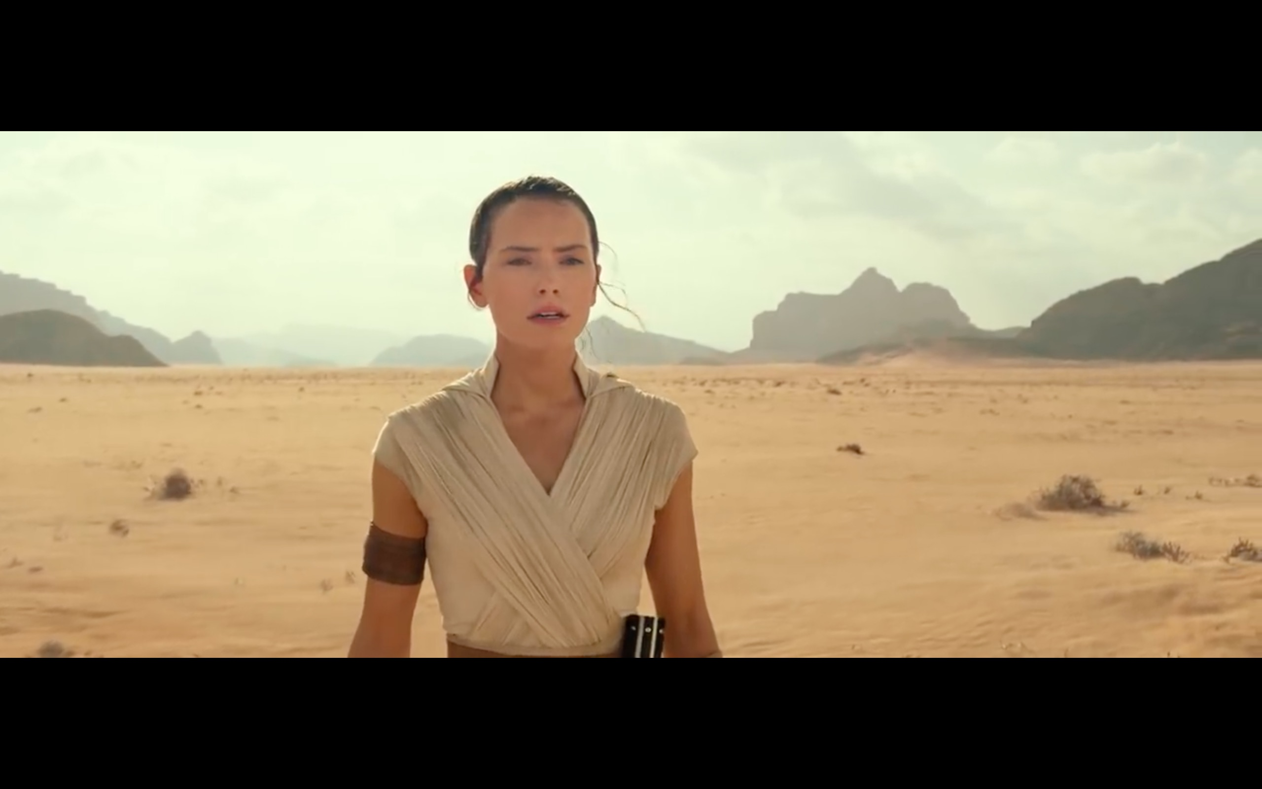New The Rise of Skywalker Trailer