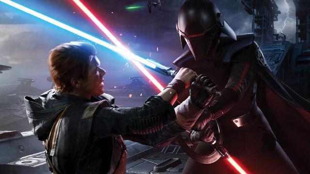 Jedi Fallen Order Gameplay