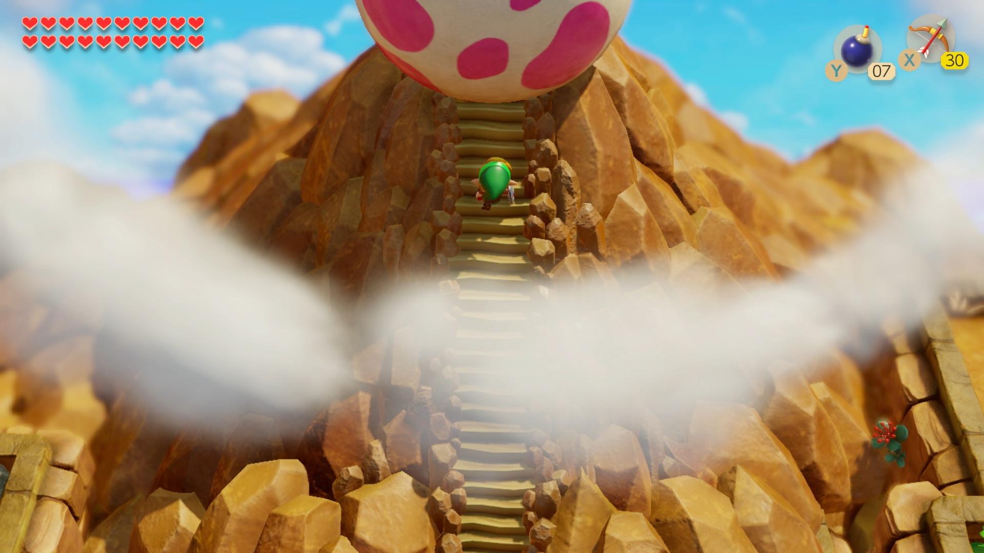 Link's Awakening Nintendo Switch Preview