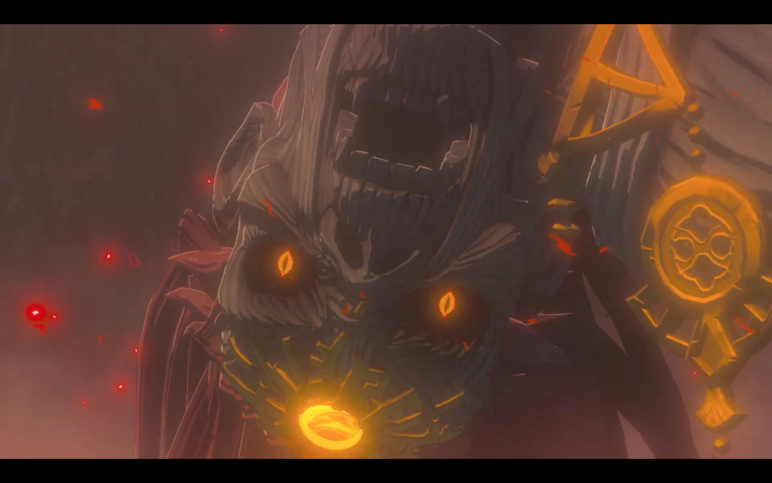Breath Of The Wild 2 Trailer Analysis Return Of Ganondorf