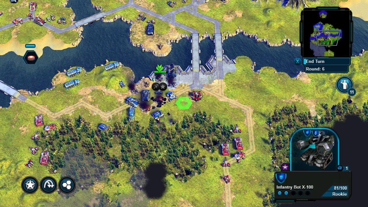 Battle Worlds Kronos Review