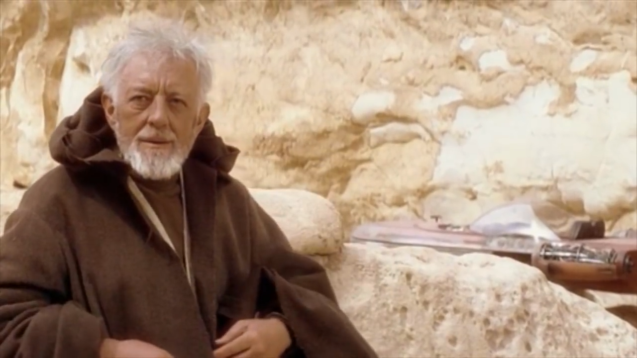 Obi-Wan Television Series Coming to Disney