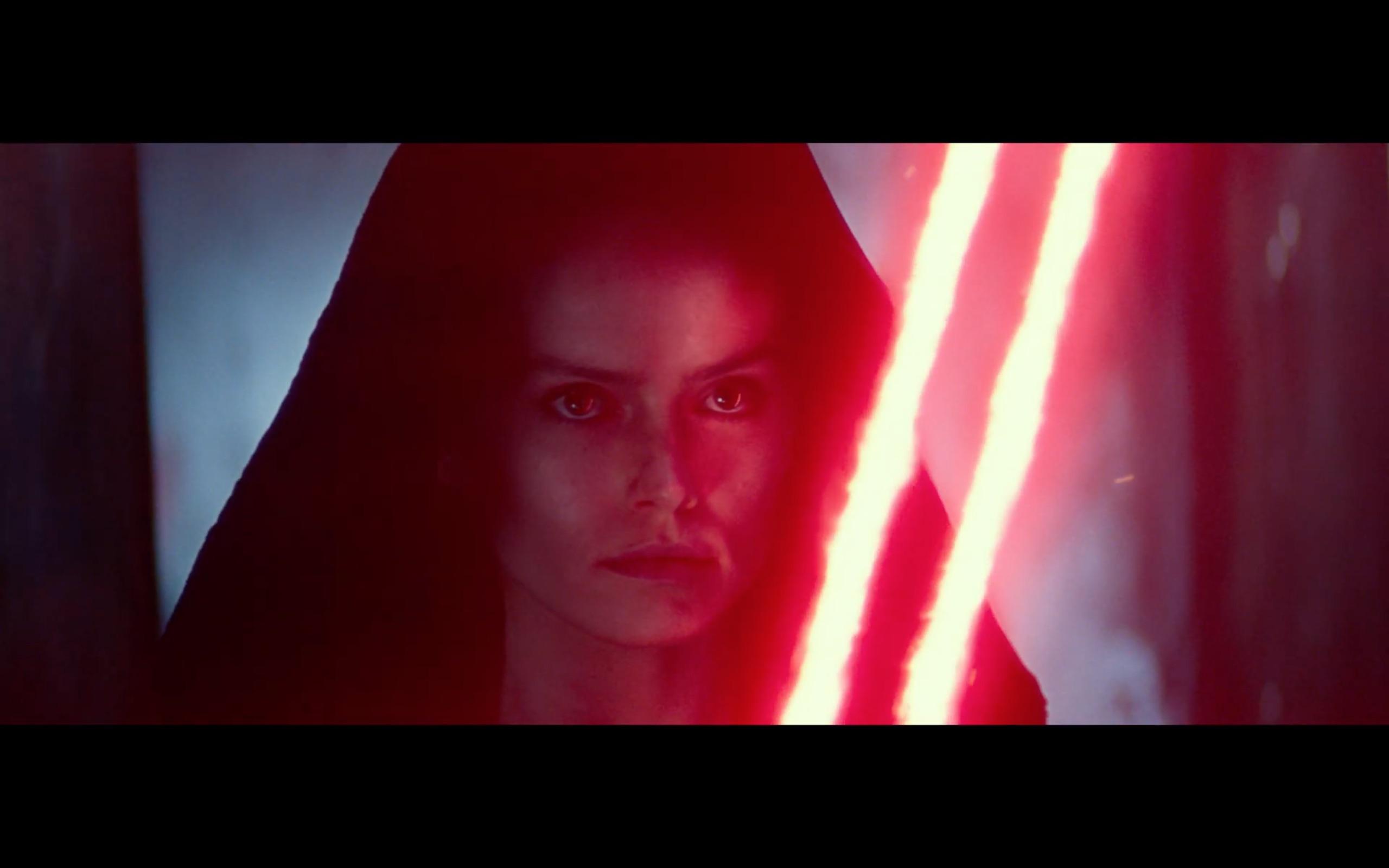 The Rise of Skywalker D23 Footage Breakdown
