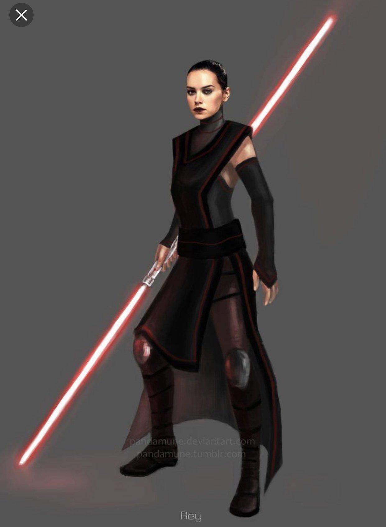 Rise Of Skywalker Dark Rey Vgculturehq