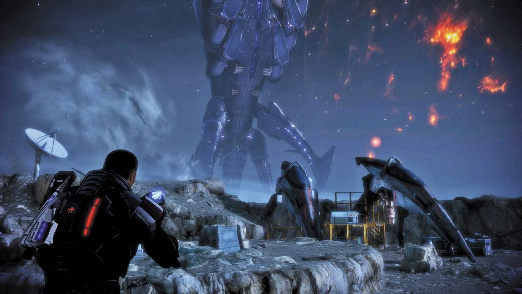 Mass Effect 3 is Perfection