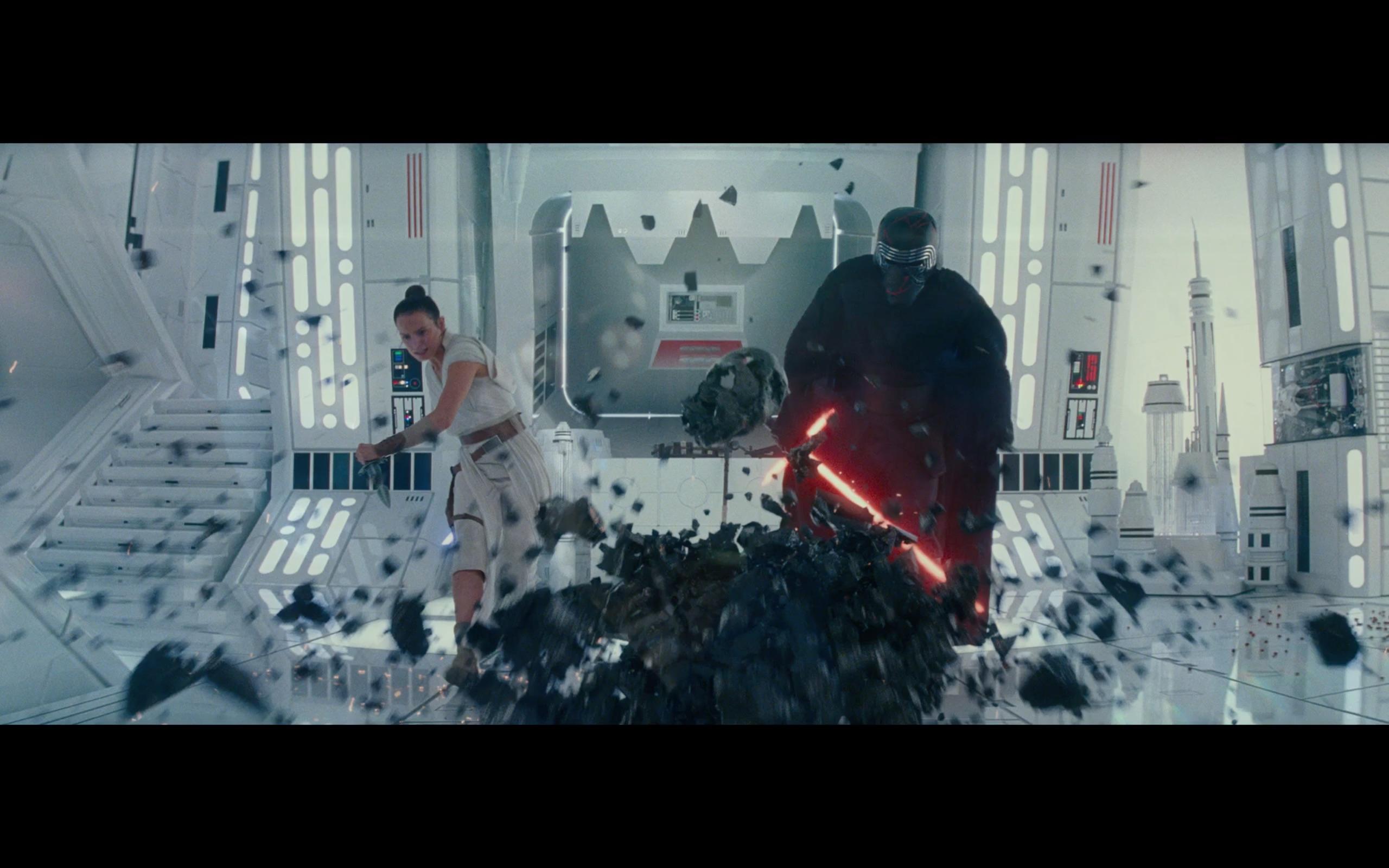 Star Wars The Rise Of Skywalker Rey Kylo Ben Dagger Mortis Vgculturehq