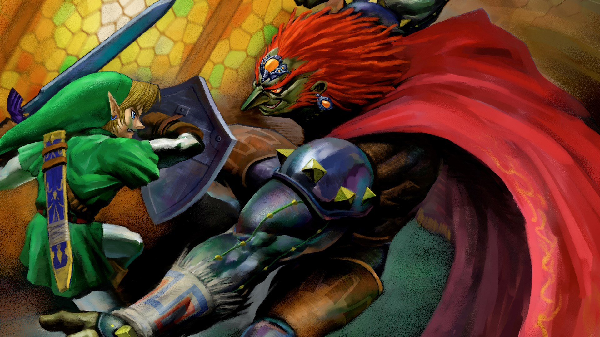 Ocarina of Time is Prime For an HD Remake