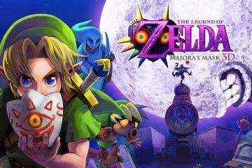 Majora's Mask Character Designer Leaving Nintendo
