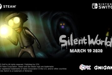 Silent World Announced for Nintendo Switch