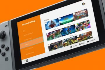 European Nintendo Switch eShop Sales