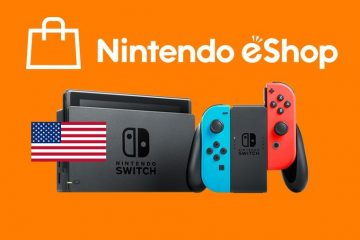 Nintendo Switch eShop Charts for March