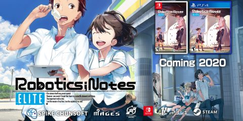 Robotics;Notes Elite Rated by ESRB