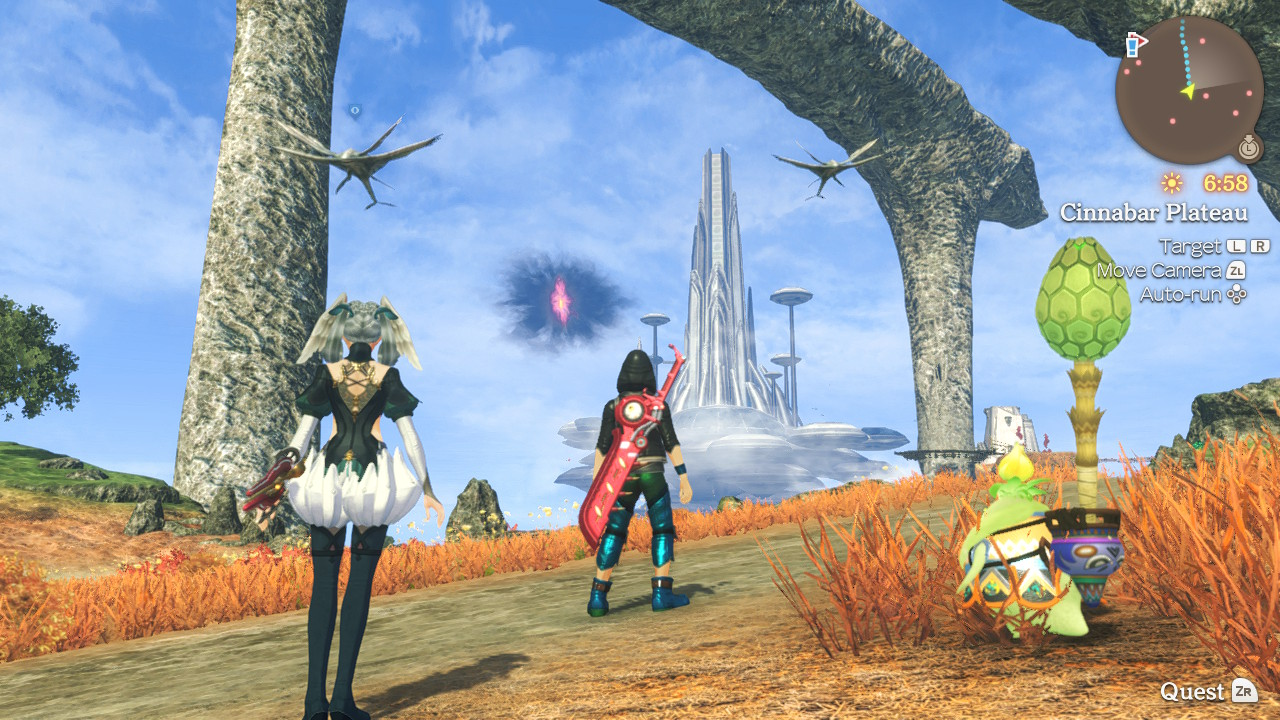 Xenoblade Future Connected Review