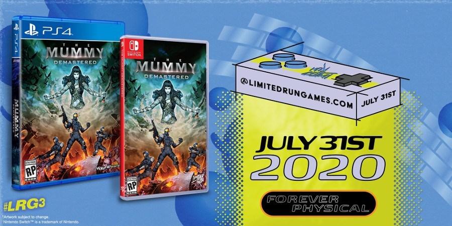 Limited Run Games LRG3