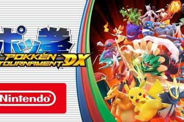 Pokken Tournament DX Sequel