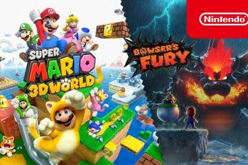 Super Mario 3D World + Bowsers Furys Launch