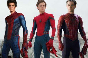 Andrew Garfield spider-man 3