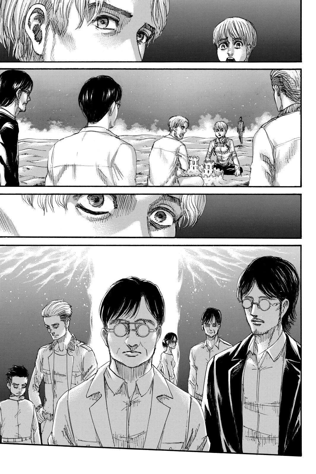 Attack On Titan Final Chapter 137 / Attack On Titan ...