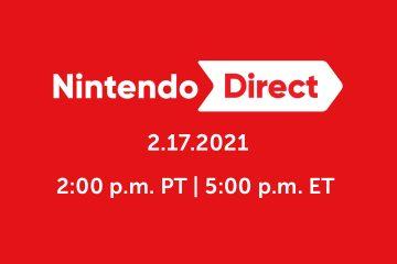 nintendo direct tomorrow
